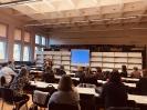Konsultacje 'Funkcjonowanie biblioteki szkolnej', 5 marca 2019