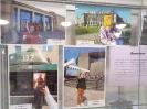 Wystawa prac uczniów w ramach projektu '70 lat Nowej Huty'