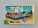 Chińczyk / Trylma (gra losowa, logiczna, dla dzieci)