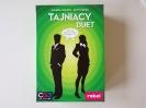 Tajniacy Duet : ściśle tajna gra kooperacyjna (gra imprezowa, kooperacyjna)