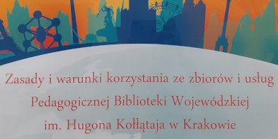 Zasady korzystania z Biblioteki od 28.11.