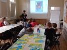 'Siła wyobraźni' - Dzieci ze Szkoły Podstawowej nr 36 w Krakowie, 8 lutego 2017