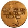 Medal Bibliotheca Magna-Perennisque