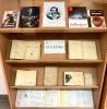 Wystawa kilku różnych wydań 'Balladyny' Juliusza Słowackiego w Wypożyczalni