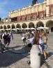 'Patriotyzm po krakowsku' - gra miejska dla młodzieży polonijnej