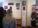 Wernisaż Mateusza Leśniaka w Galerii Prac Plastycznych Uczniów, 27 września 2017