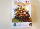 Stoi na stacji Lokomotywa (gra dla dzieci, familijna, strategiczna)