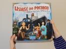 Wsiąść do pociągu - Dookoła świata (gra strategiczna, familijna)